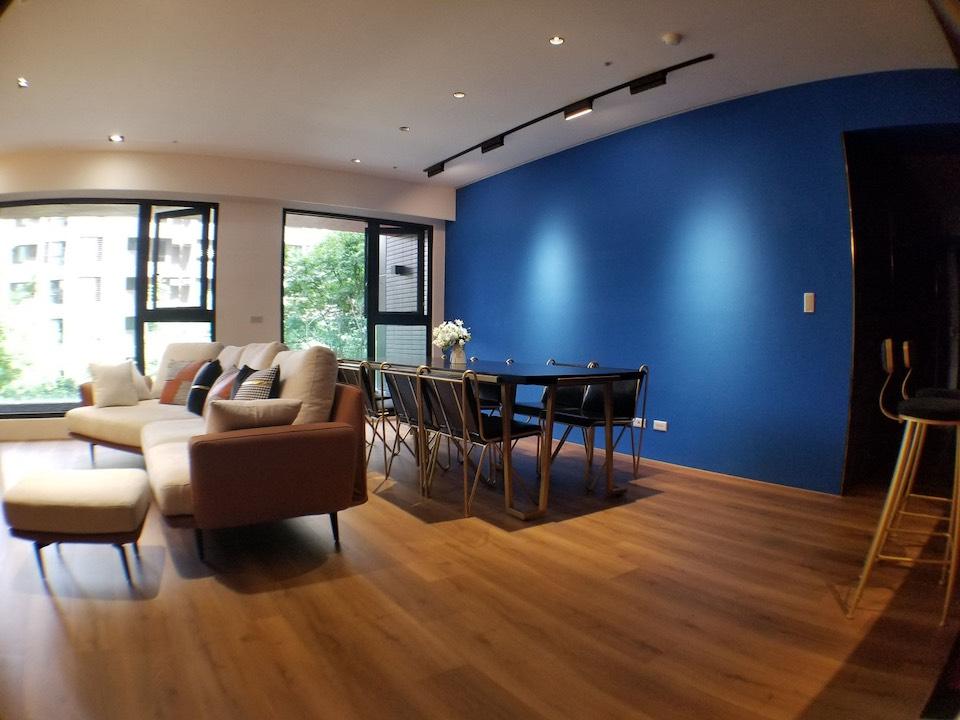 如何選出居家油漆配色?20款經典藍色系裝潢實例分享!
