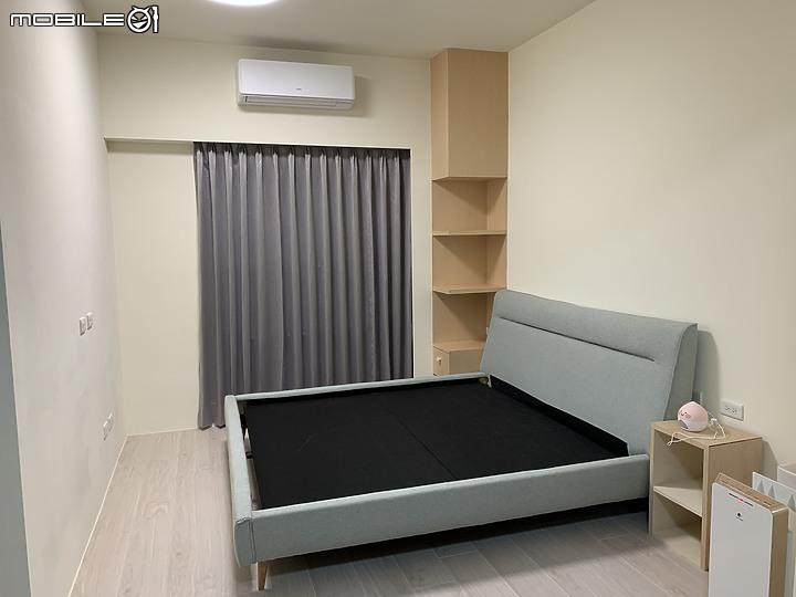 高雄裝潢,21坪兩房輕裝修,設計/監工/發包自己來!