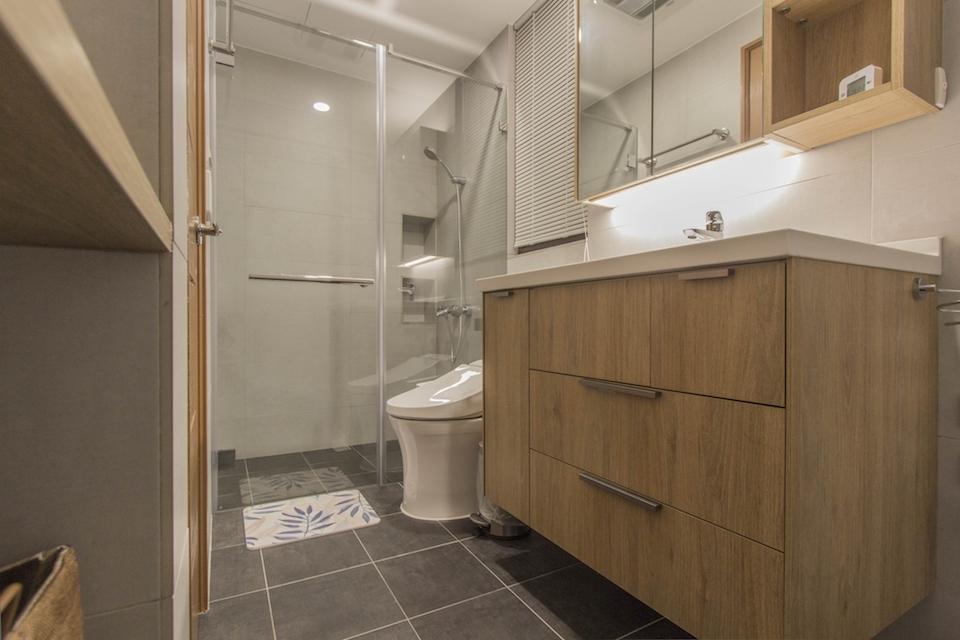 防滑的浴室磁磚怎麼選?3個關鍵教你挑!