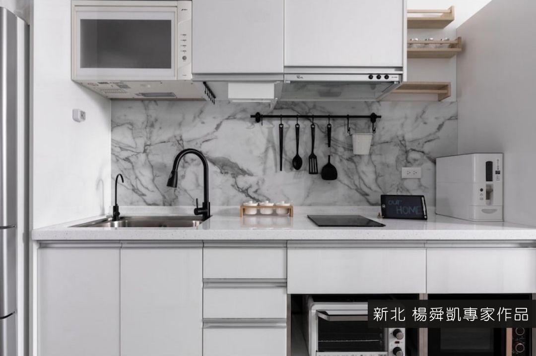 廚房裝潢筆記快收藏!5大烤漆玻璃QA懶人包!