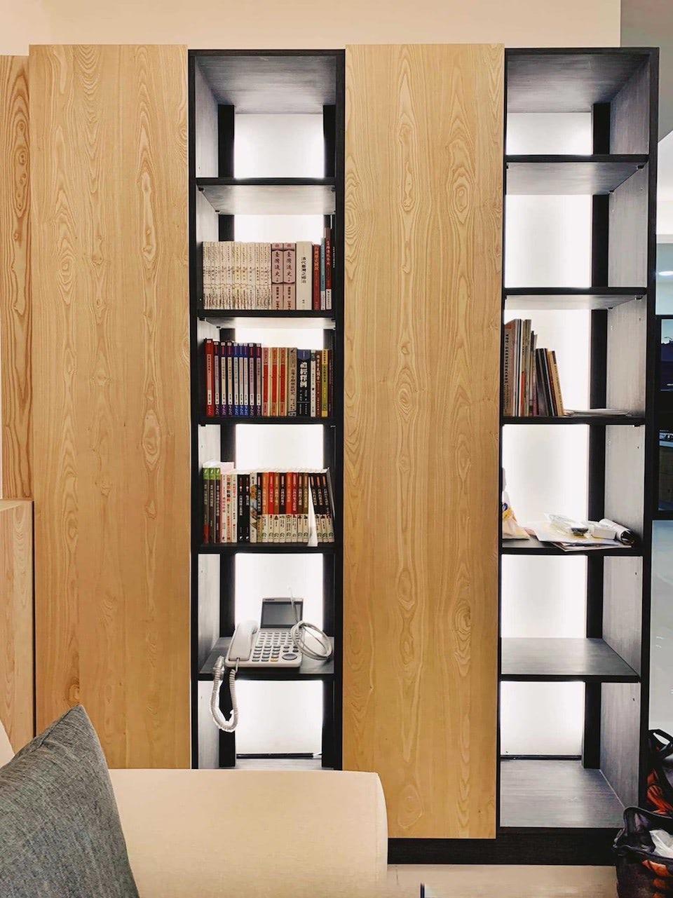 開始你的極簡生活!家中的「這5個地方」最需要斷捨離!-書櫃裝潢