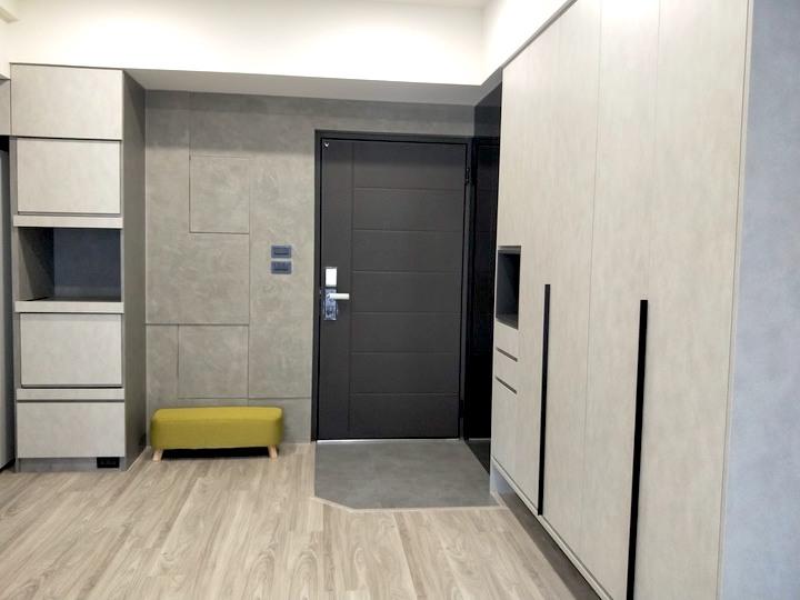 台中裝潢,工業風兩房小宅,單身女子的16坪極簡設計