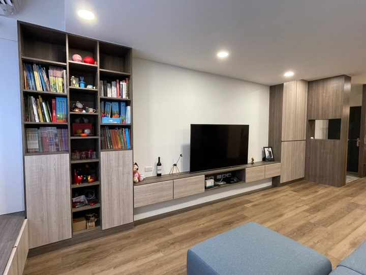 基隆裝潢,三房老公寓大改造,30坪親子夢想空間