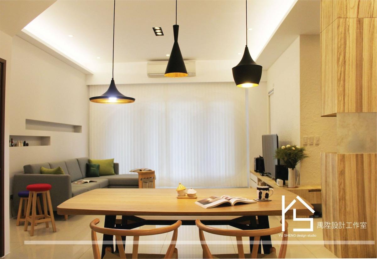 燈具選購大全,8款北歐風格燈飾樣式推薦給你!