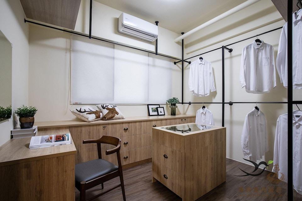 開始你的極簡生活!家中的「這5個地方」最需要斷捨離!-衣櫃裝潢