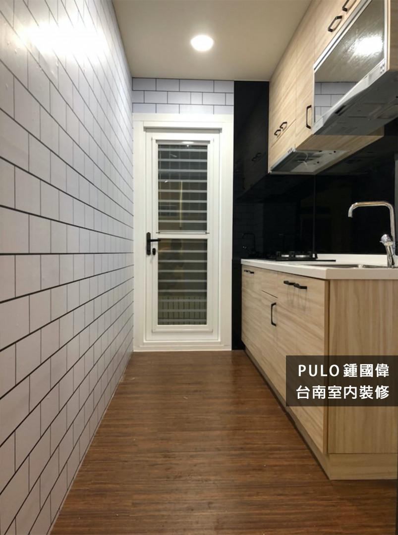 42種木質風廚房餐桌系列裝潢靈感-台南室內裝修
