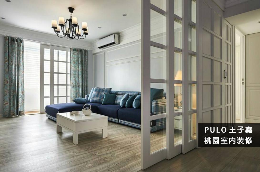7種客廳設計裝潢風格!輕鬆掌握室內設計重點元素-美式鄉村居家
