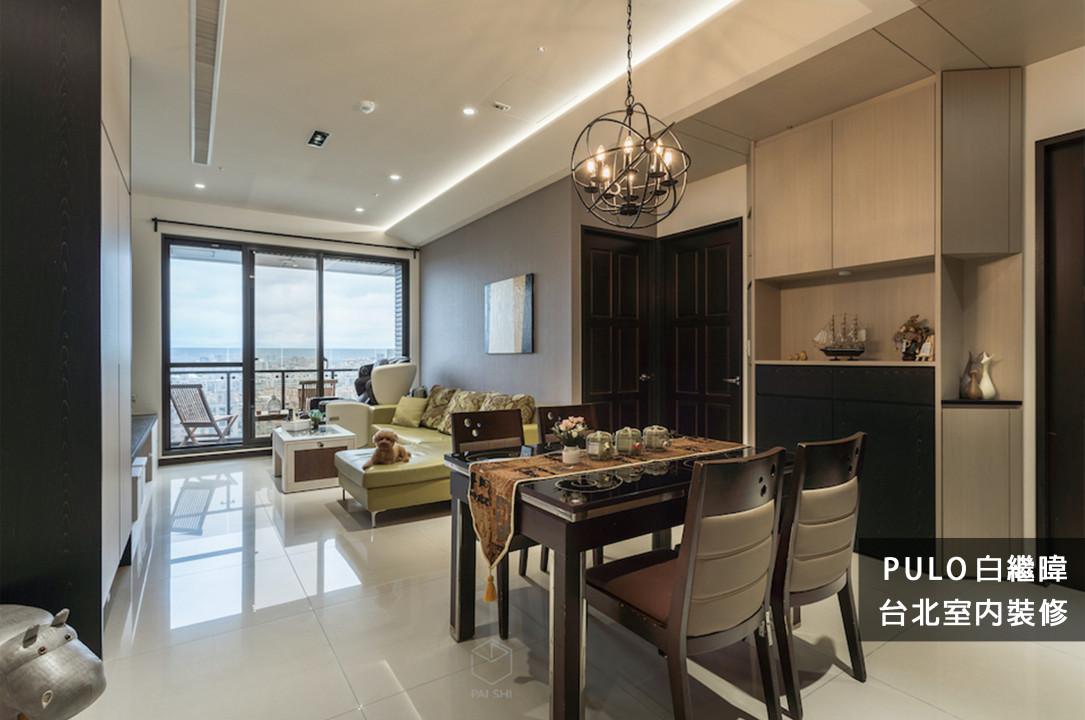 42種木質風廚房餐桌系列裝潢靈感-台北室內裝修