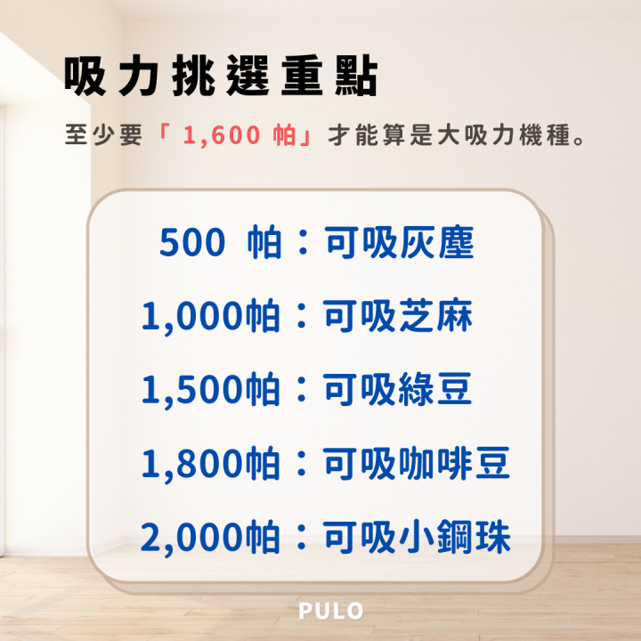 掃地機器人3大優點PK手持吸塵器,吸力挑選重點-PULO裝潢平台