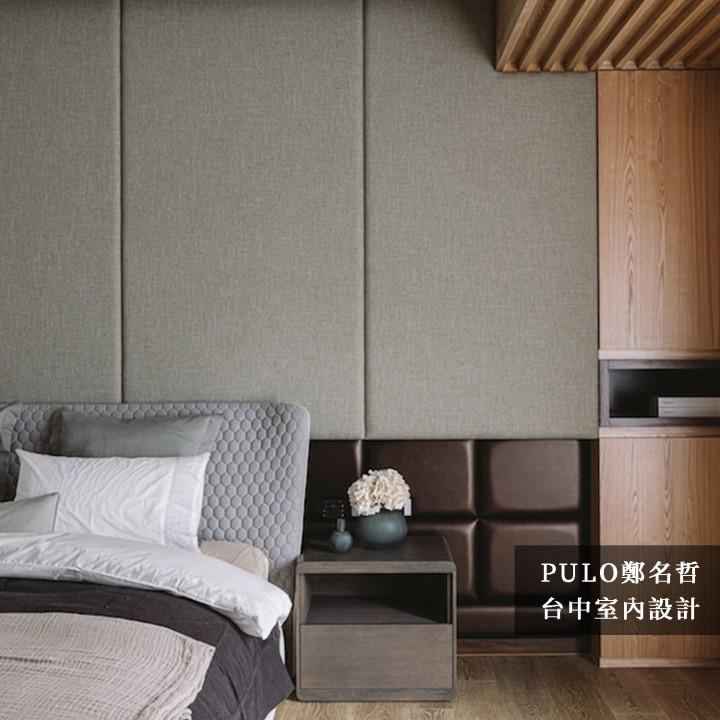 12款臥室設計裝潢風格-結合收納與美感好好休憩的私密空間!