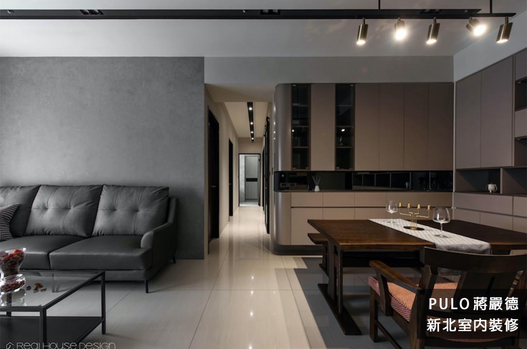 42種木質風廚房餐桌系列裝潢靈感-新北室內裝修