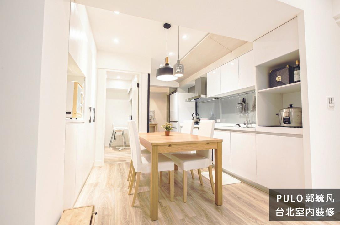 42種極簡風格廚房中島系列裝潢靈感-台北室內裝修