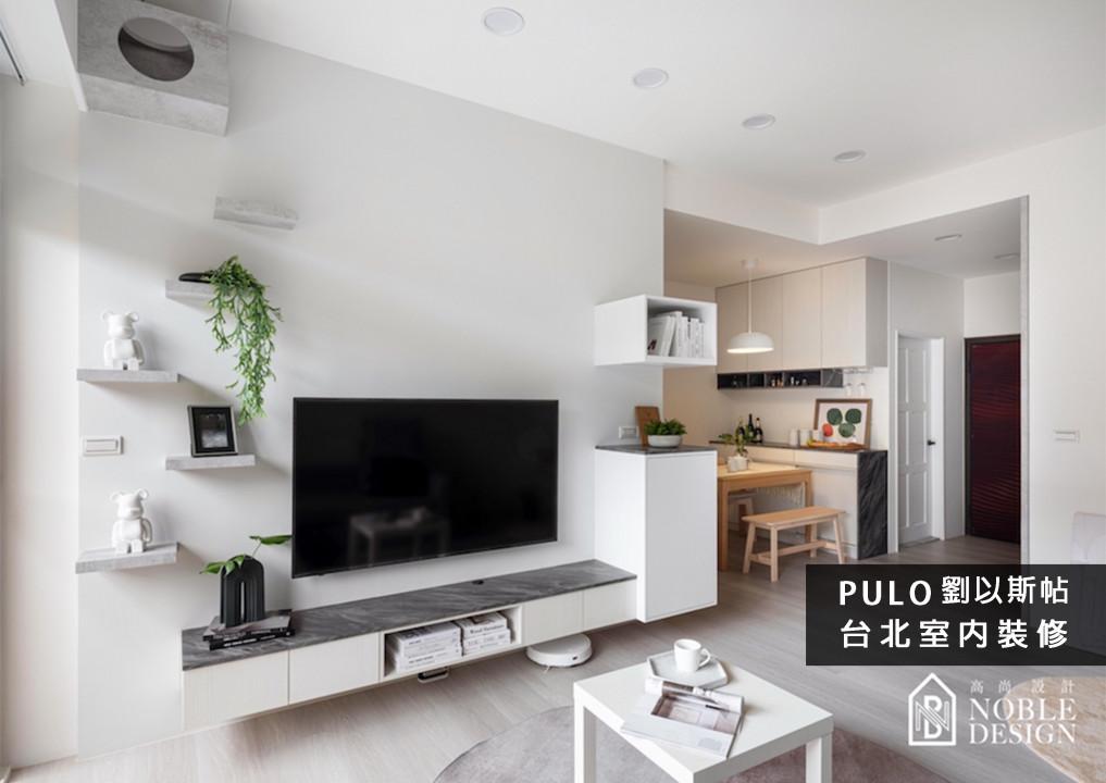 客廳裝潢實例, 60款超實用木質溫馨客廳風格-極簡溫馨家居感