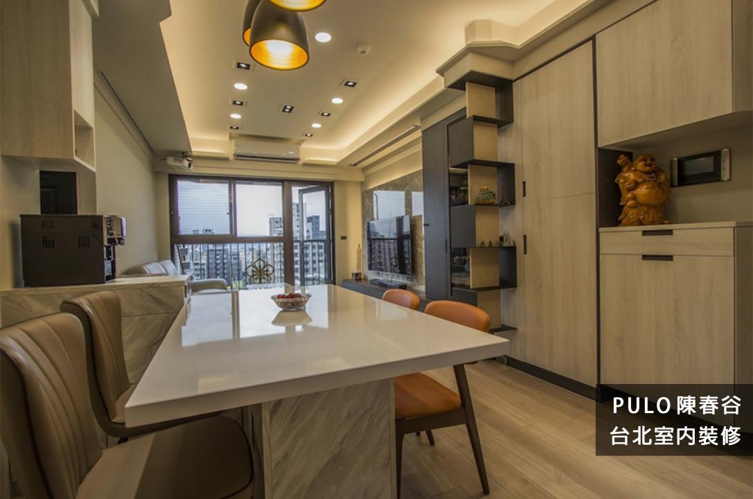 42種特色簡約廚房裝潢設計靈感-台北室內裝修