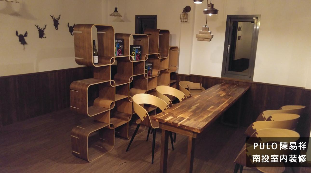 42種木質風廚房餐桌系列裝潢靈感-南投室內裝修
