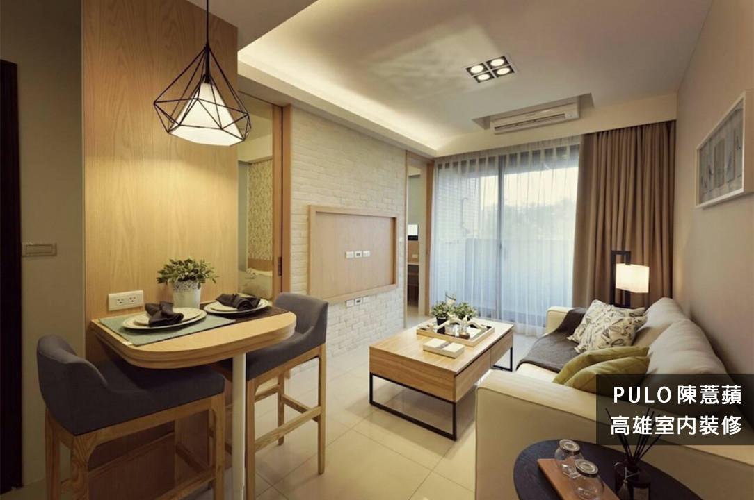 42種木質風廚房餐桌系列裝潢靈感-高雄室內裝修